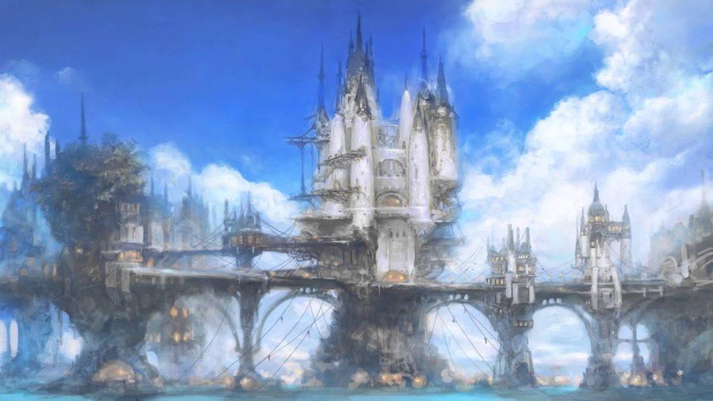 Il mondo di Final Fantasy XIV