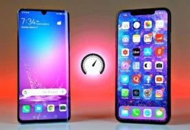 iPhone XS VS Huawei P30 Pro