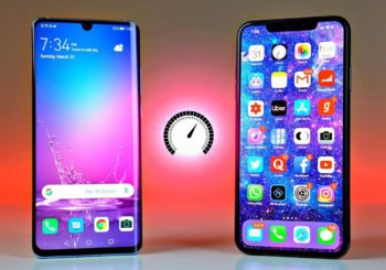 iPhone XS VS Huawei P30 Pro