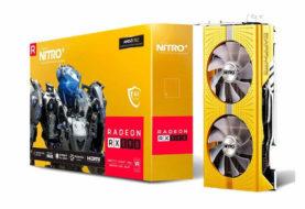 Sapphire Nitro RX590 Gold lancio per il 50° di AMD