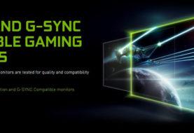 Nvidia aggiunge monitors G-Sync compatible a lista