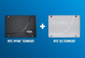 Intel Optane e NAND QLC insieme in un unico modulo