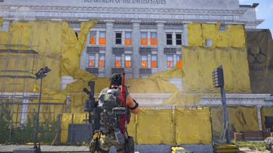The Division 2 Spectre