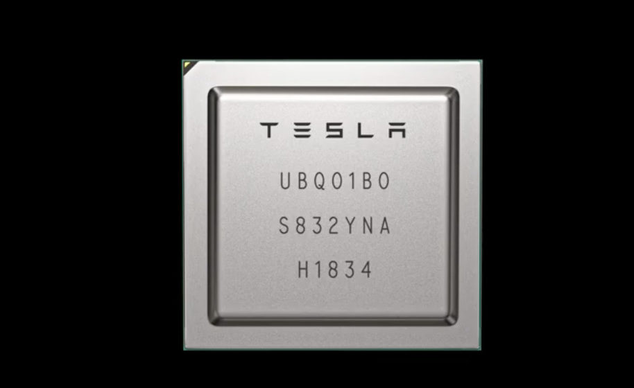 Tesla abbandona Nvidia e rilascia proprio chip AI
