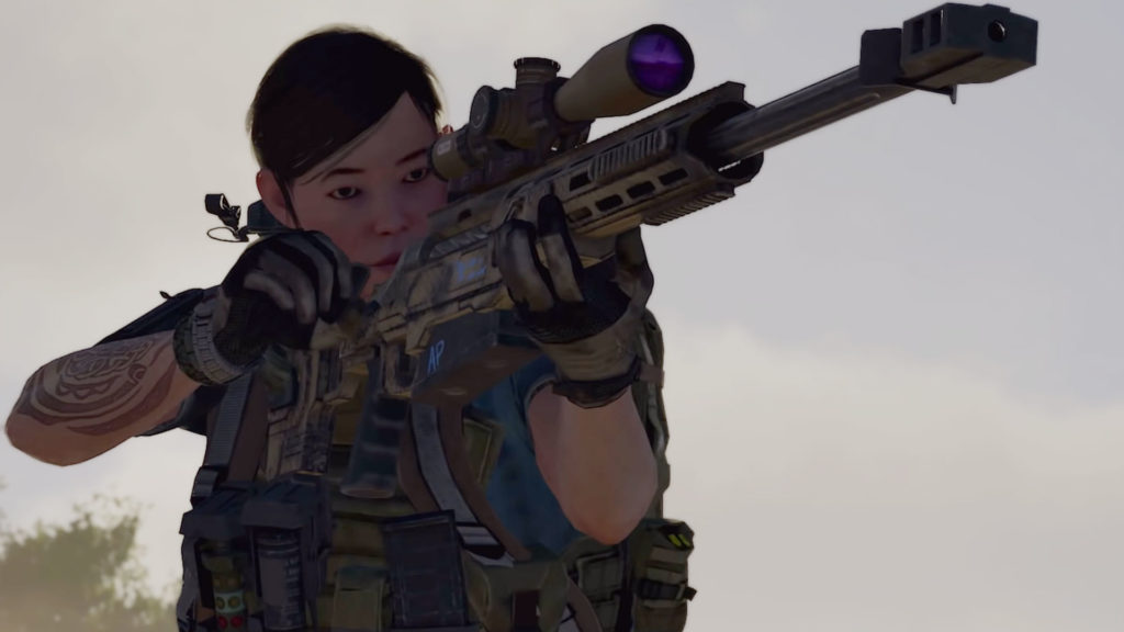 The division 2 nemesis