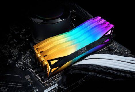 ADATA: nuove RAM XPG SPECTRIX D60G