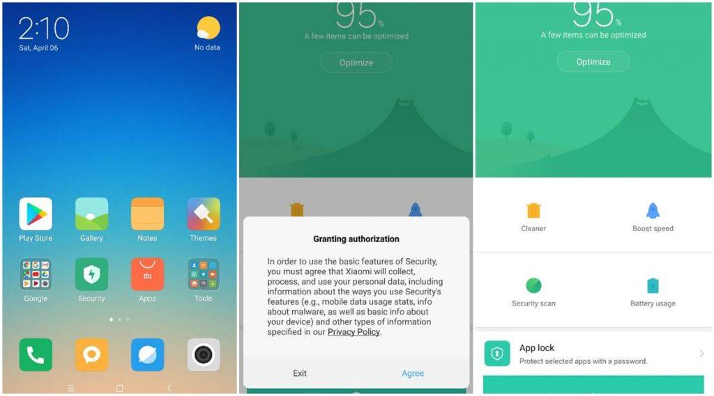 Xiaomi falla sicurezza