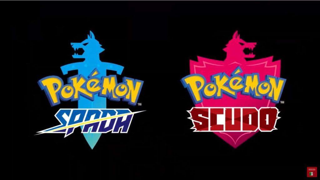 Pokémon spada scudo dicembre