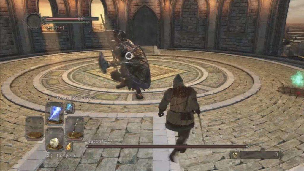 Dark Souls II cavaliere