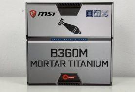 MSI B360M Mortar Titanium - Recensione