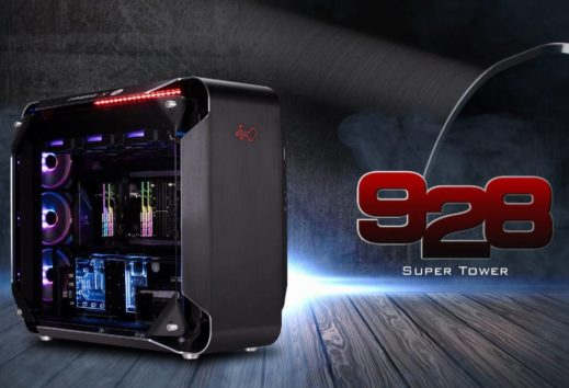 InWin: lancia il 928 Super Tower Chassis