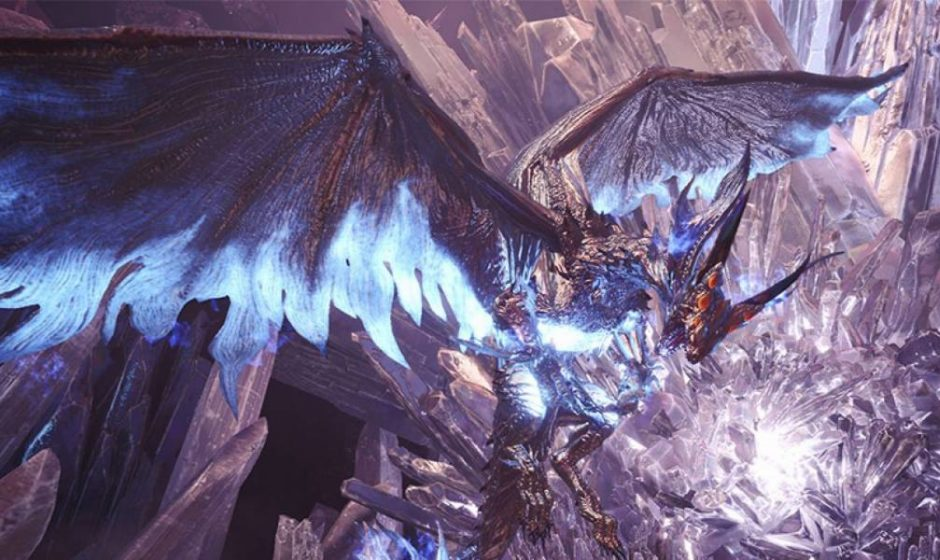 Novità per Monster Hunter World: Iceborn in arrivo