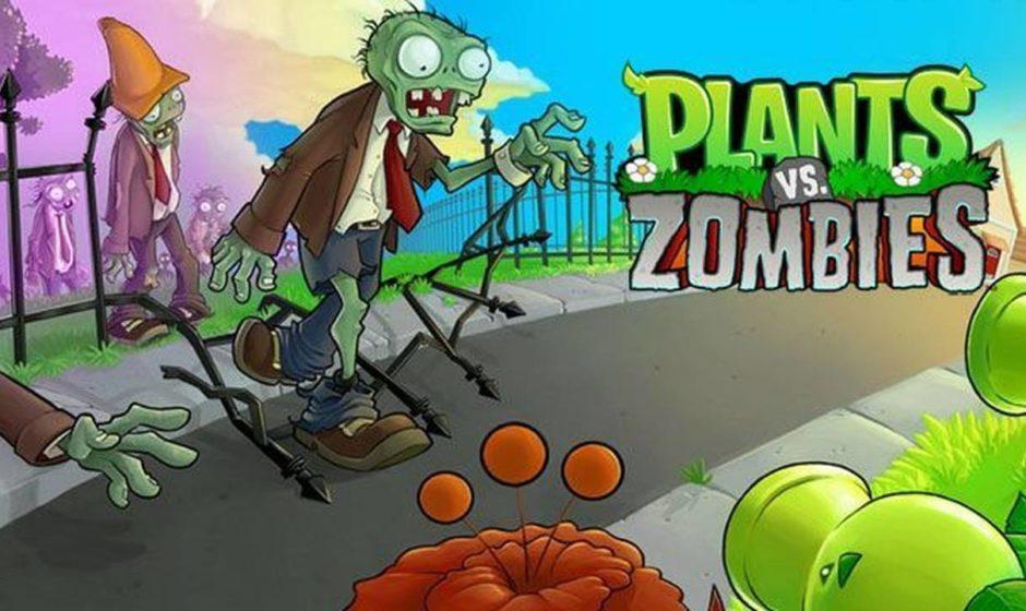 Plants vs. Zombies festeggia 10 anni