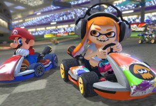 Mario Kart 8 Deluxe continua a svettare in UK