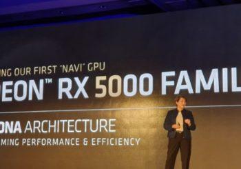 AMD annuncia Radeon RX 5000