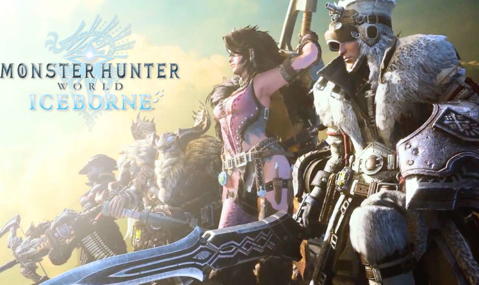 Monster Hunter World: Iceborne sarà l'unica espansione