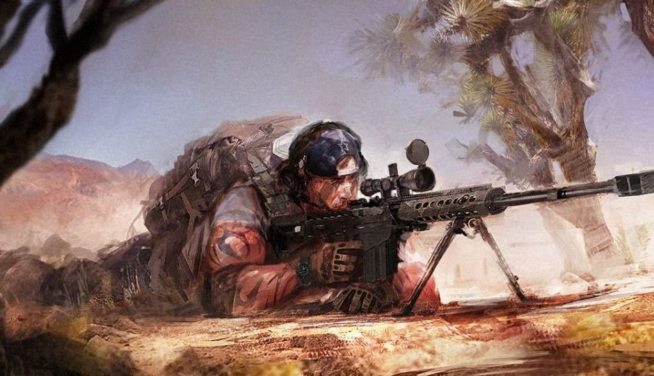 Ubisoft rivela Ghost Recon: Breakpoint