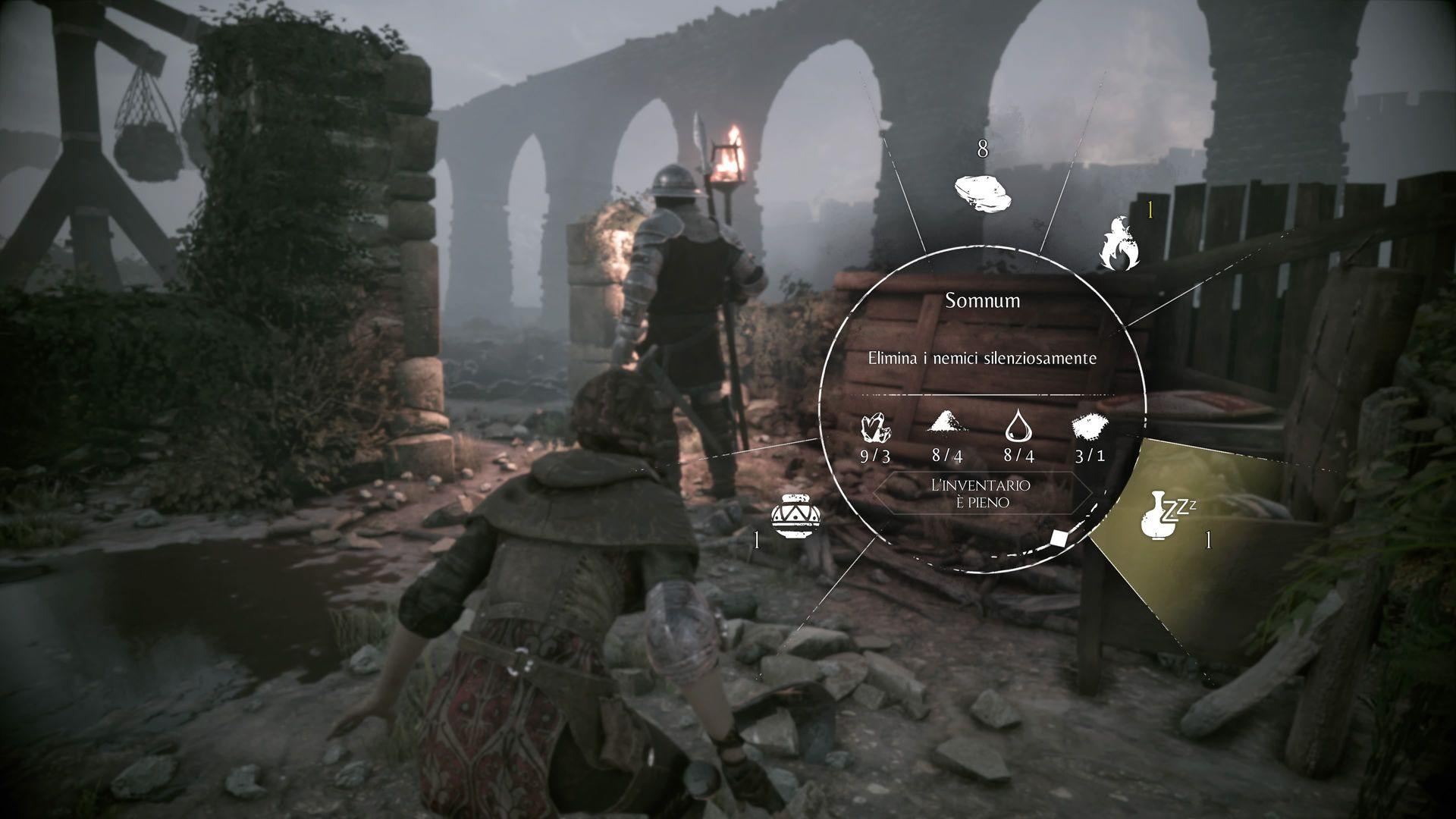 A Plague Tale Innocence gameplay