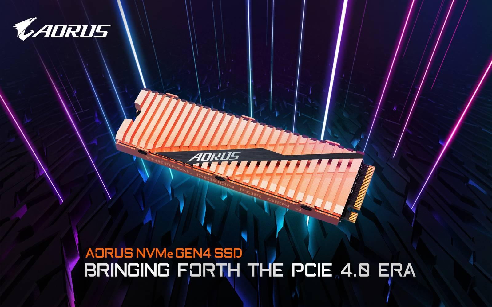 AORUS SSD NVMe
