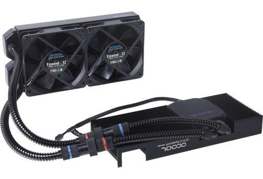 Alphacool: arriva GPX-Pro, AiO per Radeon VII