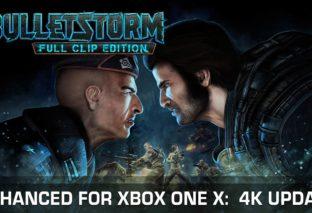 Bulletstorm: arriva il 4K su Xbox One X