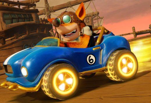 Crash Team Racing Nitro-Fueled: Video Gameplay per la modalità avventura
