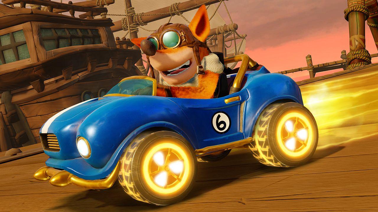 Crash Team Racing Nitro-Fueled Gameplay