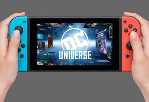 DC Universe Online: confermata l'uscita su Switch!