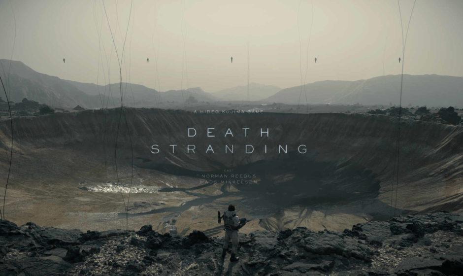 Death Stranding: ecco il gameplay mostrato al TGS