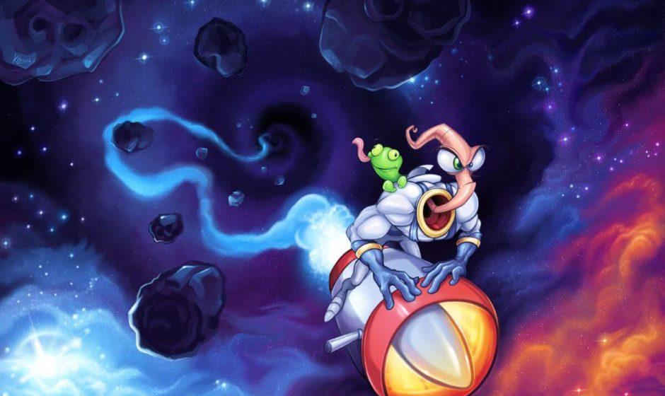 Earthworm Jim: sta per tornare