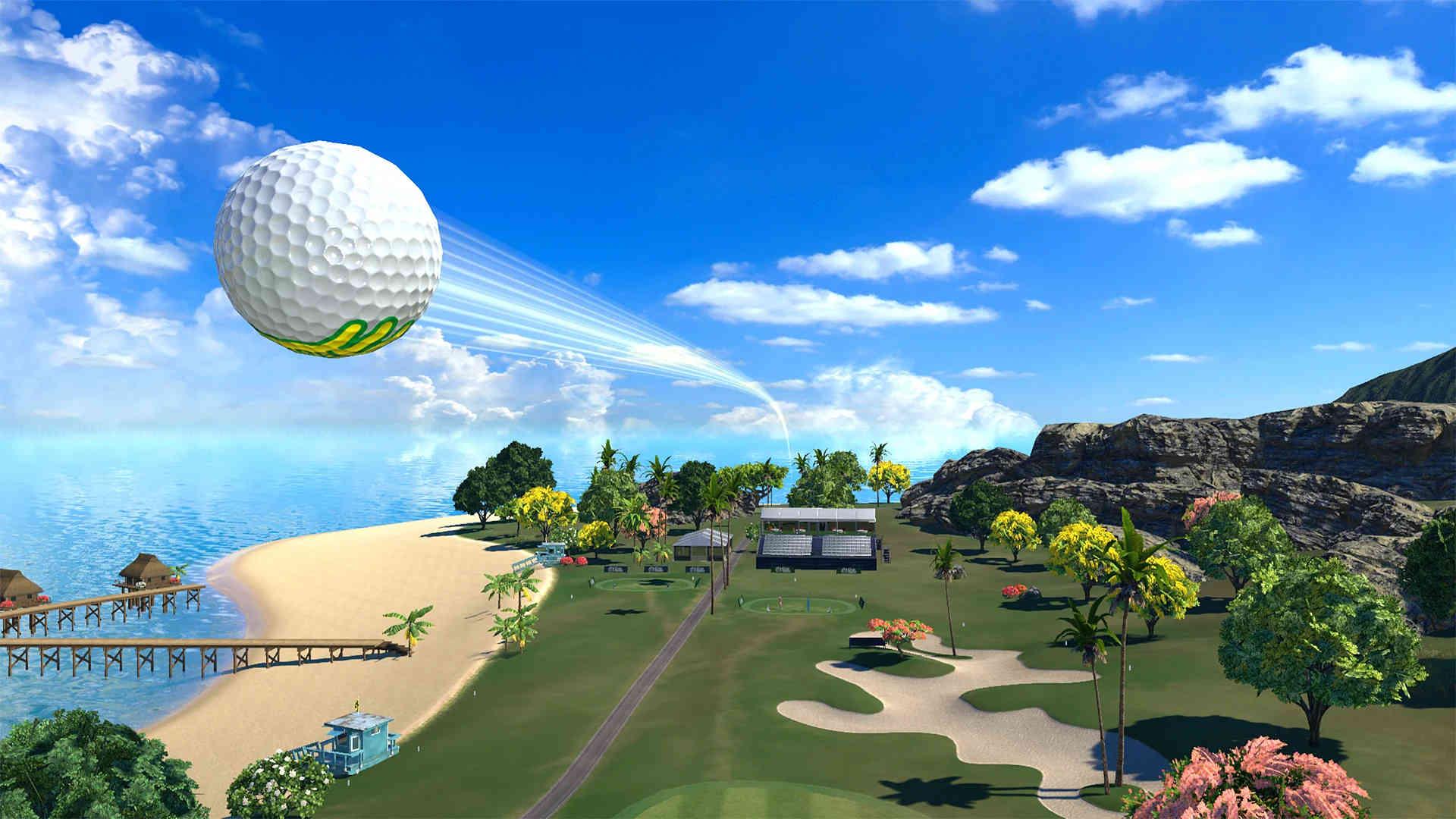 Everybody's Golf VR – Recensione