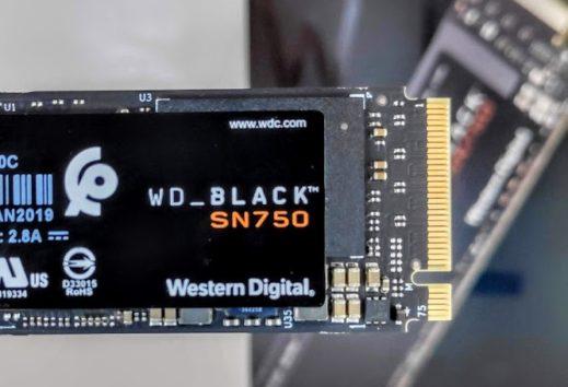 WD Black SN750: SSD NVMe da gaming - Recensione