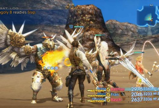 Final Fantasy XII: The Zodiac Age arriva su Switch