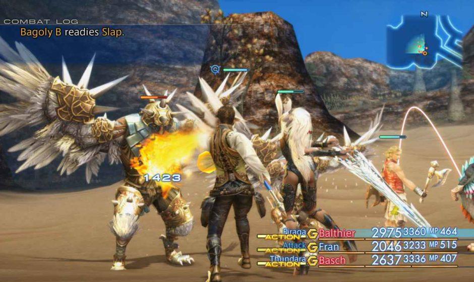 Final Fantasy XII: The Zodiac Age arriva su Switch