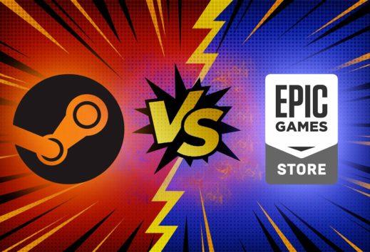 Steam vs Epic Store: Guerra di esclusive