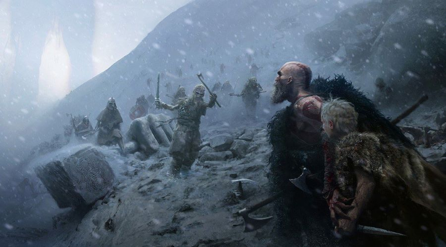 God of War - Making of