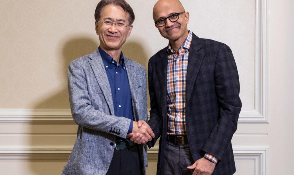 Sony e Microsoft: l'alleanza è realtà!