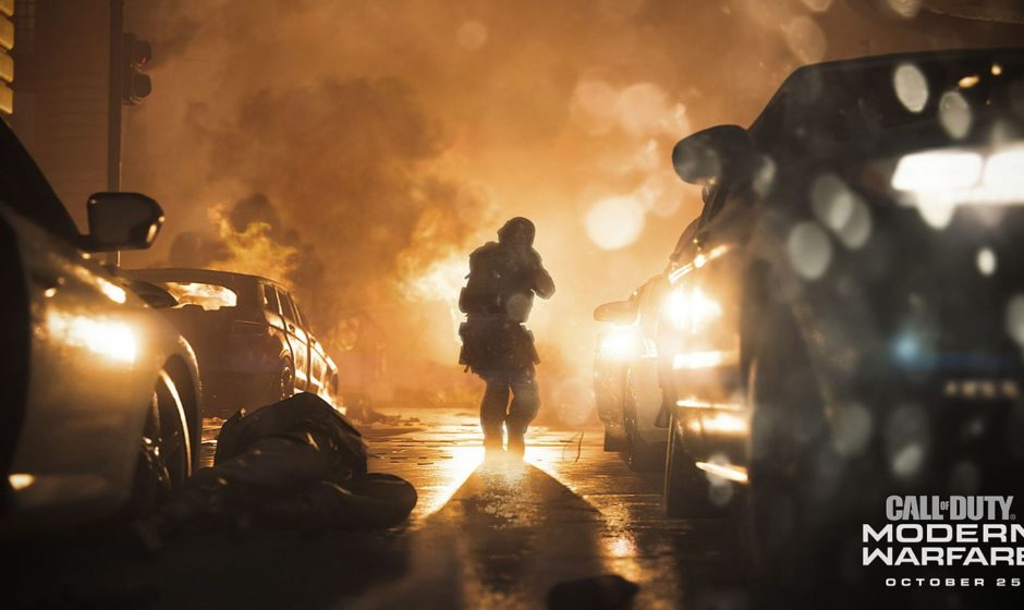 Call of Duty: Modern Warfare, ricarica in puntamento