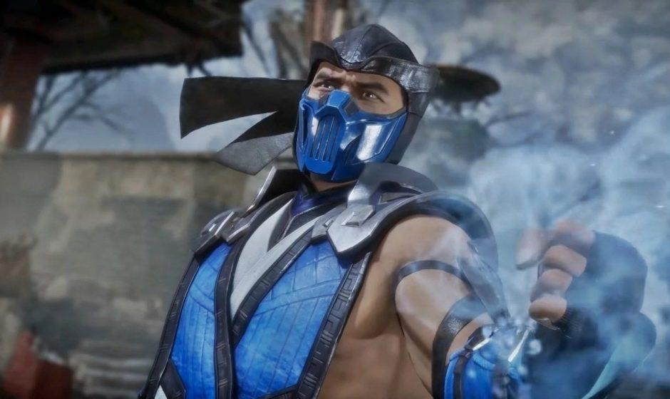 Mortal Kombat 11: nuova patch per Switch