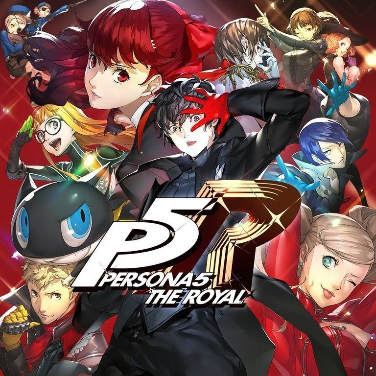 Persona 5 Royal data