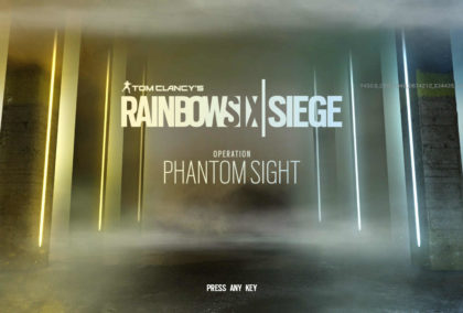 Rainbow Six Siege: Operation Phantom Sight - Provato