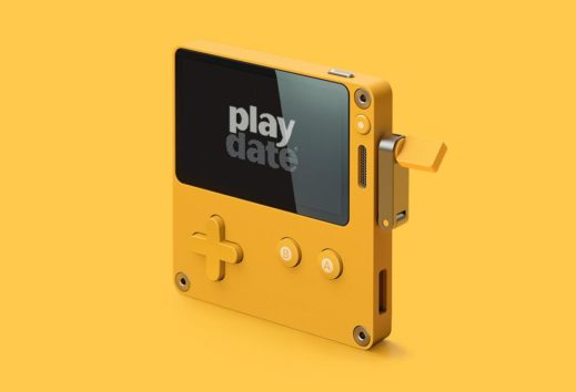 Playdate: nuova console portatile a manovella