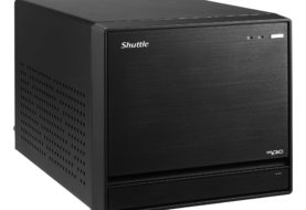 Shuttle: un mini-PC per Intel di 9a generazione