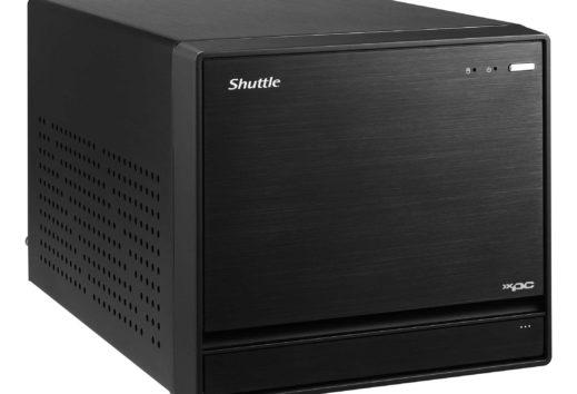 Shuttle: un mini-PC per Intel di 9a generazione