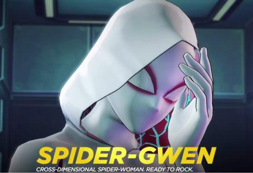 Marvel Ultimate Alliance 3: gameplay per Spider-Gwen