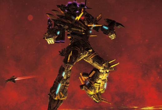 War Tech Fighters: data di uscita per console