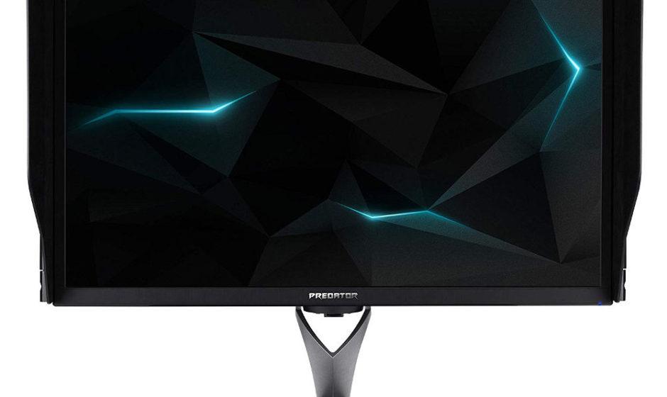 Acer Predator X27 Monitor 4K 144 Hz - Recensione
