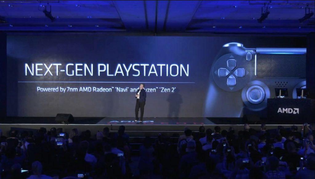 PlayStation 5 AMD