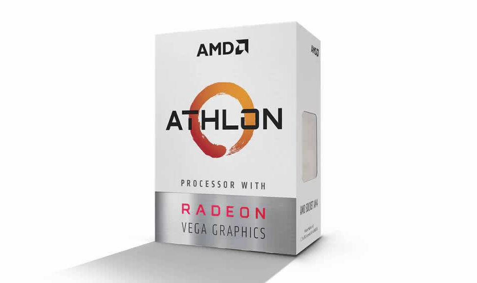 AMD: in arrivo i processori Athlon 300GE e 320GE?