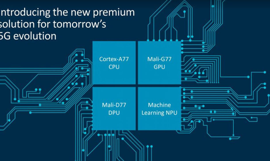 Arm lancia nuova CPU, GPU e Machine Learning IP